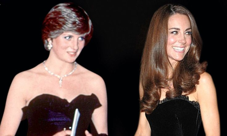 Diana at 19 was shy, barely on the cusp of womanhood. Kate, on the other hand, is 29. She's had a decade in which to prepare for her place in the spotlight.