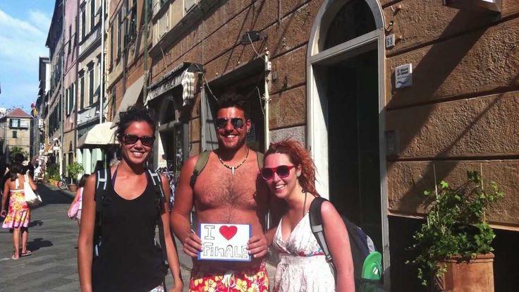 We  Love #FinaleLigure #liguria #visitriviera #sea #sun #holiday #sky