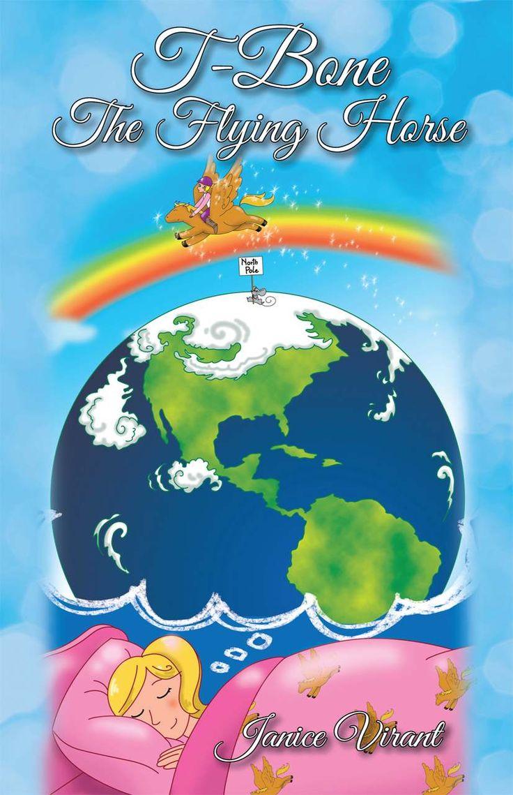 T-Bone the Flying Horse (English Edition) eBook: Janice Virant: Amazon.it: Kindle Store