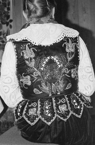 1982 Chochołów vest