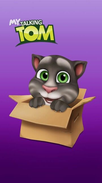 Beware of talking tom this game is made by the same - My talking tom pictures ...