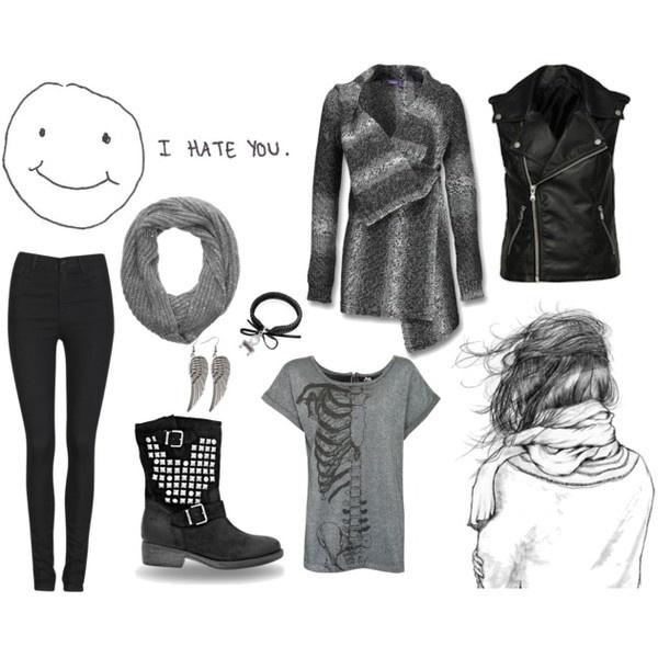 'I hate you' :)