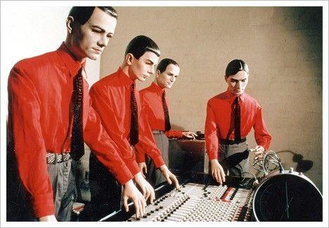Kraftwerk, Kraftwerk, Kraftwerk......