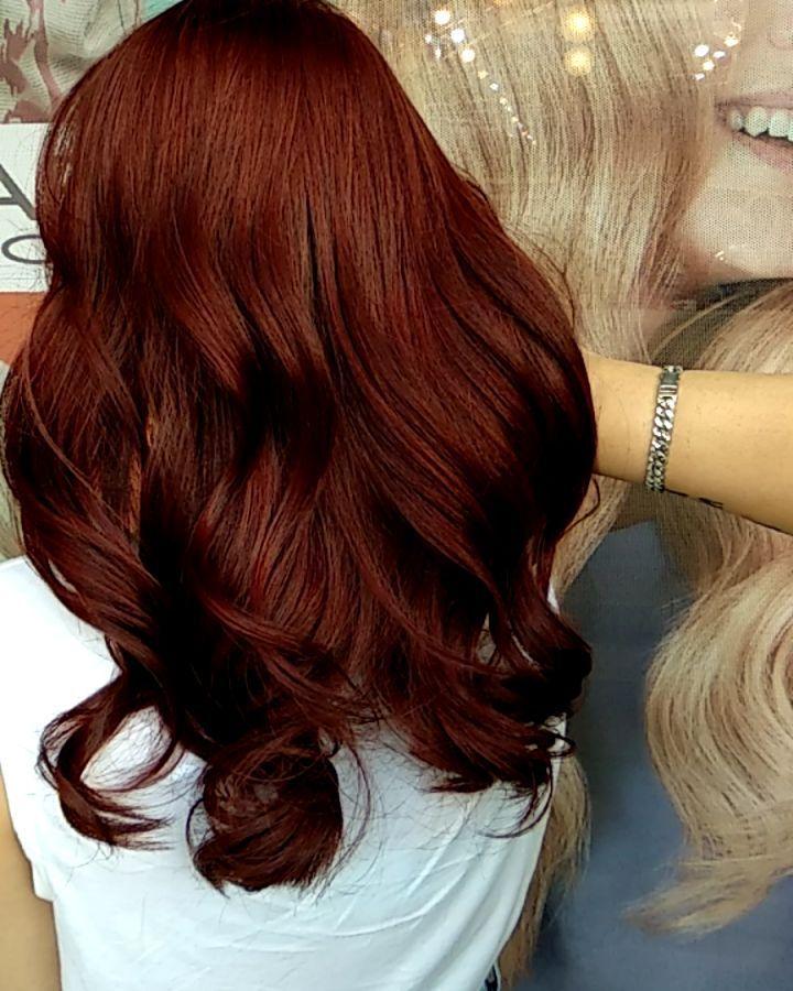 36+ Medium auburn hair dye trends