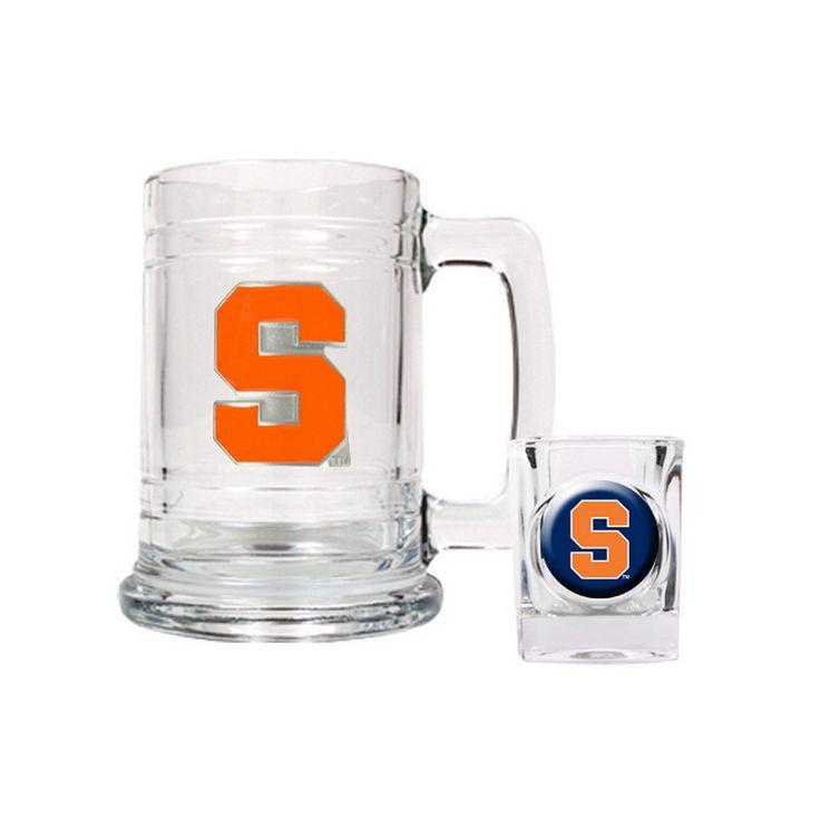 Syracuse Orange 2-pc. Mug and Shot Glass Set, Multicolor