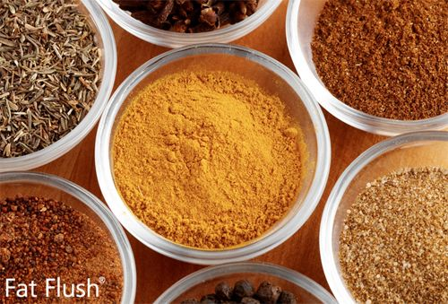 Fat Flush Curry Seasoning | Fat Flush