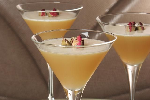 A Spiced Pumpkin Martini That's Worth the Effort: This Spiced Pumpkin Martini begins with a pumpkin spice-infused vodka.