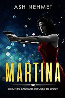 Martina: Berlin to Baghdad. Refugee to Spook #action #amreading #books  https://www.amazon.com/dp/B00B6BRDT8  See Authors Page for video trailers for this book.Background:Europe is an intolerant deeply religious dogmatic hostile backwater which never recovered after WW2. In the 1970s the modern EU equivalent is the Middle East Arab Country(aka MEAC) which is liberal secular prosperous peaceful and run by a committee of women in Baghdad.In contrast to Germany MEAC and Israel are allies and…