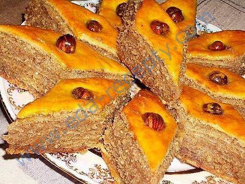Рецепт Армянская пахлава с фото