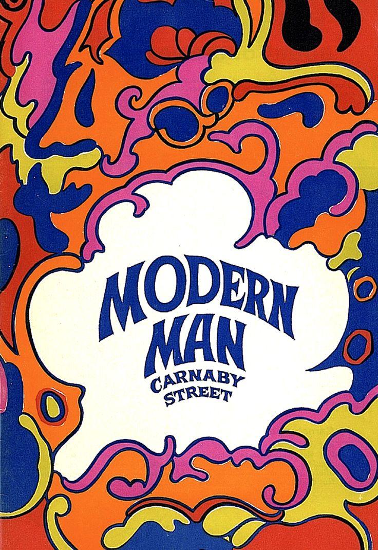 Modern Man - Carnaby Street,