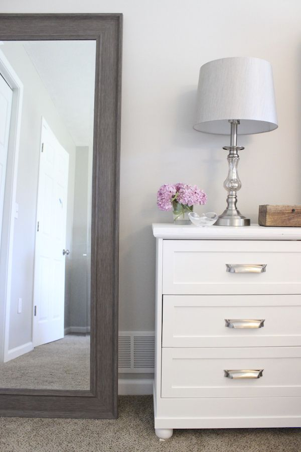 Best Ikea Hack Nightstand Ideas On Pinterest Tarva Ikea - Beautiful diy ikea mirrors hacks to try