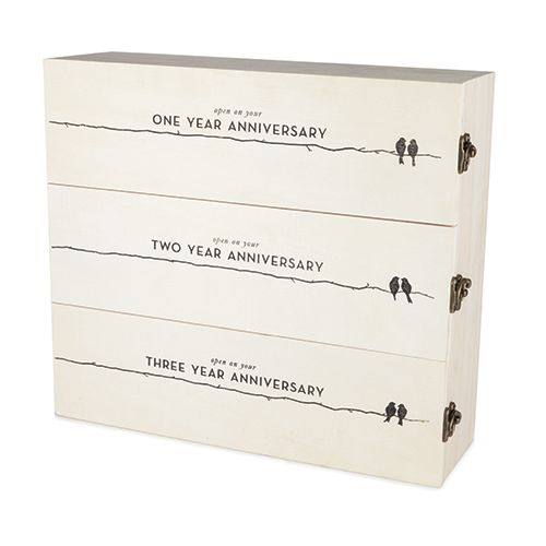 Boulevard: Newlywed's Anniversary Wine Box