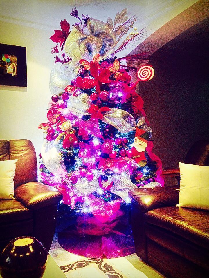 16 best Ideas para decoracion de arbol de Navidad 2015 – 2016 images ...