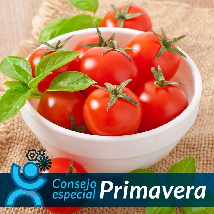 Aprovecha la primavera para comer fruta o verdura de temporada porque además muchos de ellos por sus propiedades, ayudan a prevenir el cáncer de próstata