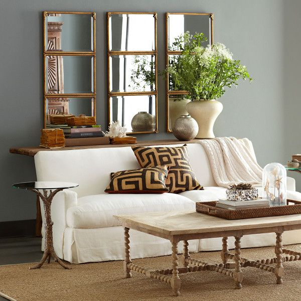 Living Room Mirrors, Home Decor