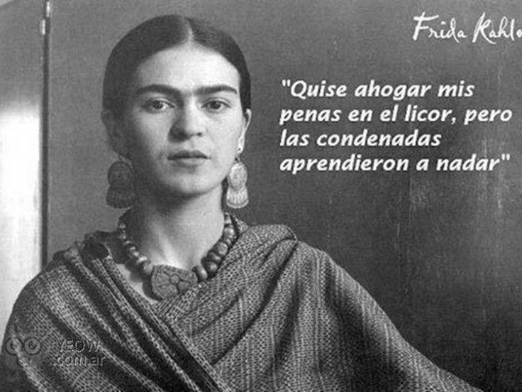 frases de frida kahlo - Taringa!