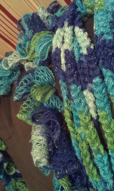 15 Best Sashay Chain Scarves Images On Pinterest Crochet Scarves