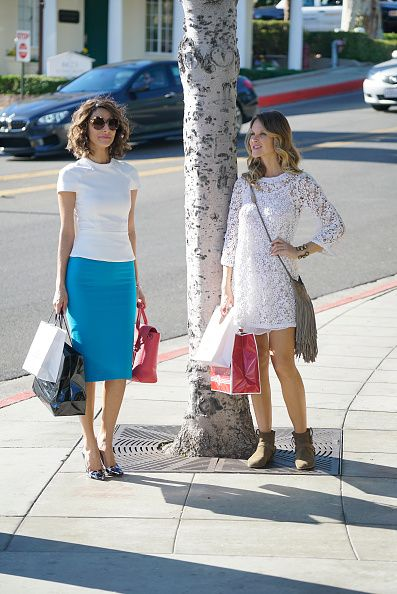GIRLFRIENDS' GUIDE TO DIVORCE 'Rule Timing Is Everything' Episode 203 Pictured…