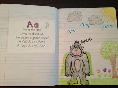 Awesome Poetry Notebooks, especially for learning the alphabet and sight words.