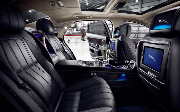 The 2013 Jaguar XJ Ultimate Models Will Be Available In U. Dealersu0027  Showrooms In Late Only 30 Of The Vehicles With The Ultimate In Handcrafted  Interiors ...