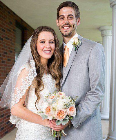 Jill Duggar and Derick Dillard: MARRIED!!!