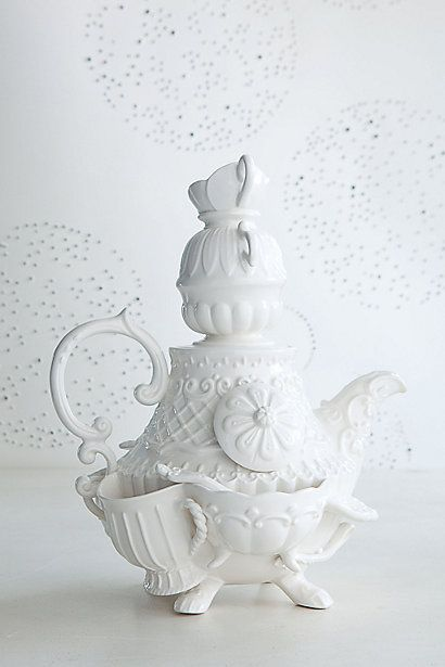 Love this!! Tea party with the mad hatter, anyone?