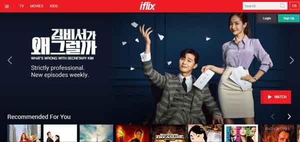 Streaming Online Drama Korea Terbaru Iflix Drama Drama Korea Korea