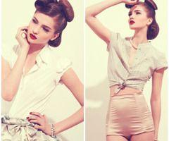 pin up fashion | Tumblr