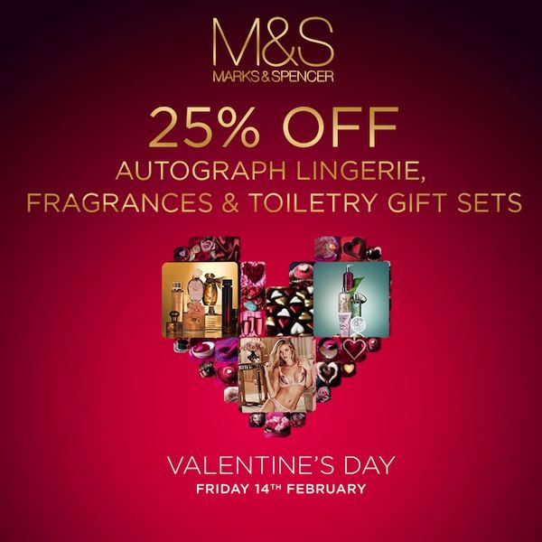 VALENTINES WITH MARKS & SPENCER | Feature by Ms. Maggie Wilson- Consunji