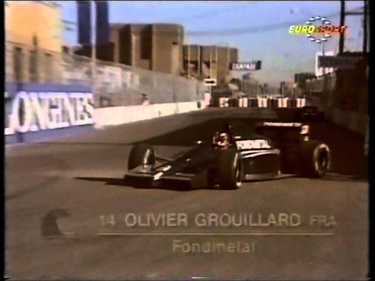 F1 1991 - US Grand Prix Pre Qualifying