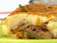 Recetas | Cocineros Argentinos - Receta paralela - Pastel de papas clásico VS. pastel de papas saludable