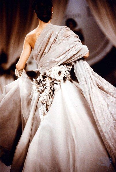 Christian Dior haute couture by Gianfranco Ferre