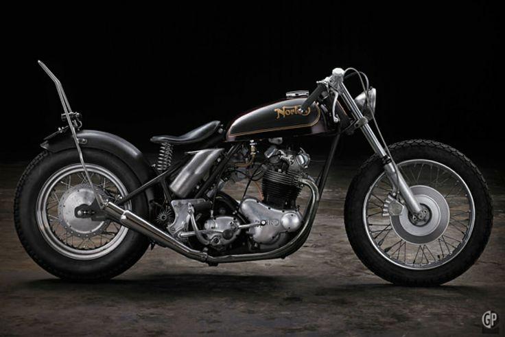 Norton 850 Commando '74 Hi-Rider