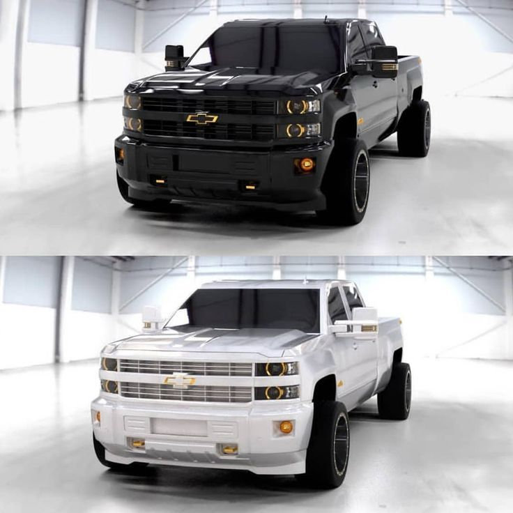 New ATT Duramax? Which one do you like? #allterraintrucks