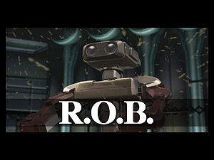 Robotic Operating Buddy -  ROB - Nintendo character -  Super Smash Bros - Super Smash Brothers - Super Smash Bros Brawl - Super Smash Brothers Brawl - Super Smash Bros X - Super Smash Brothers X - Subspace Emissary