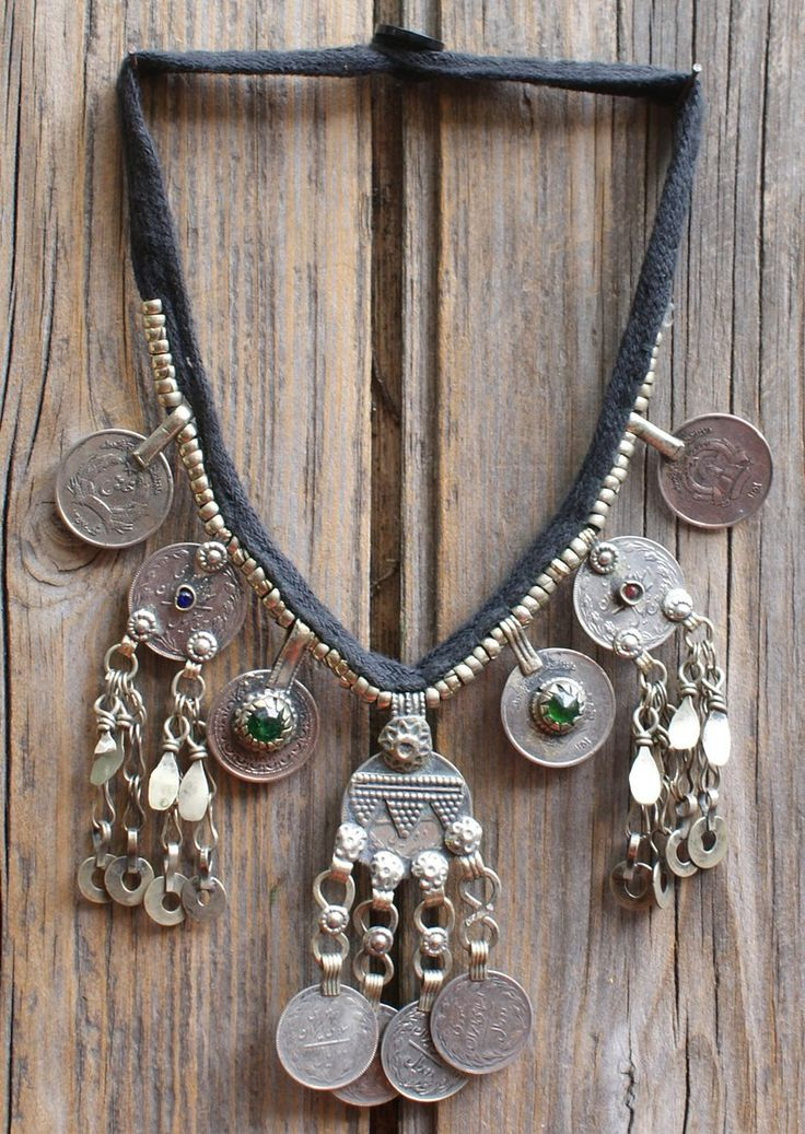 Karma East - Vintage Tribal Necklace 4