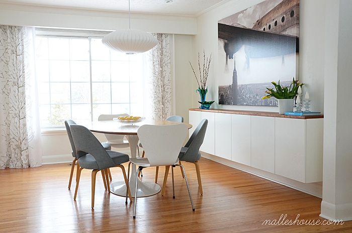 Resultado de imagen para sideboard living room diy