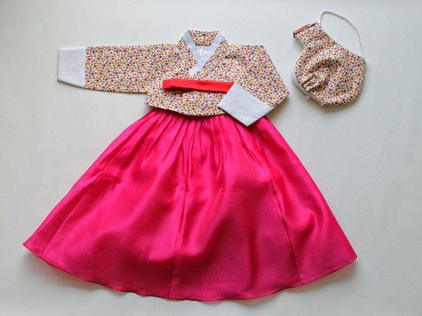 new! modern style dol hanbok