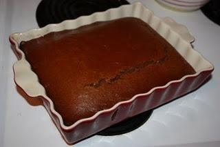 Laura Ingalls Wilder's Gingerbread Recipe