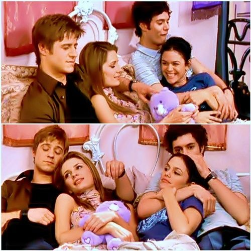 My all time fave sitcom- the OC. :-)