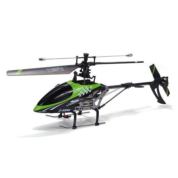FX078 RTF Single Rotor RC Helikopter - 2.4 GHz - 4 Kanals