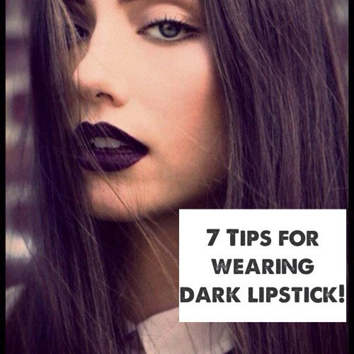 67 best images about Dark lipstick on Pinterest | Follow me, Curls ...