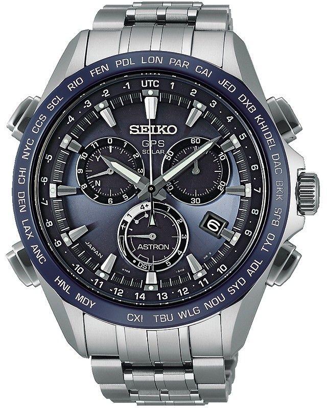 Seiko Astron SSE005J1 GPS horloge - Ajuweliers