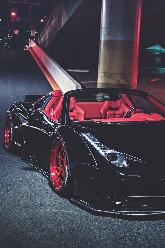 Visit The MACHINE Shop Café... ❤ Best of Ferrari @ MACHINE ❤ (Liberty★Walk Ferrari 458 Italia)  #RePin by AT Social Media Marketing - Pinterest Marketing Specialists ATSocialMedia.co.uk