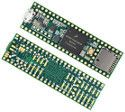 """PJRC is Kickstartering two new models of its """"Teensy"""" Arduino compatible, featuring a faster 180MHz Cortex-M4, more memory, more pins, and a second USB."""