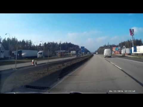 BA149ZY na diaľnici Brno – Praha - YouTube