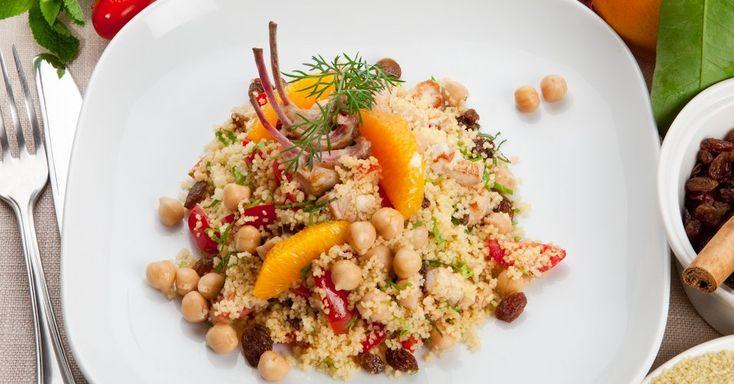 Dalla cucina marocchina arriva quest'ottima ricetta, ricca di antiossidanti e ferro, che costituisce un ottimo piatto unico, saporito e nutriente.