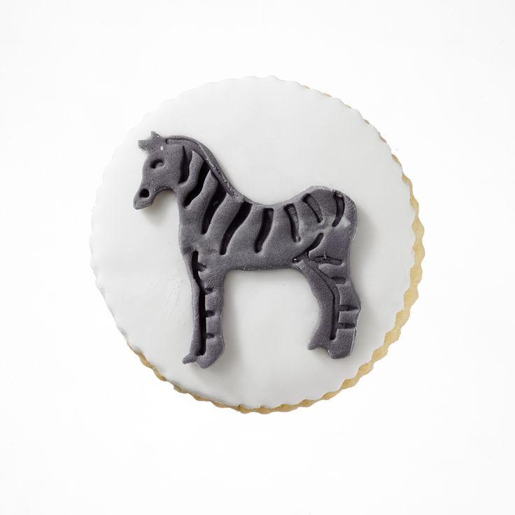 Zebra biscuit