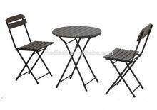 Lawn Deck Chairs Aluminum Folding Bench