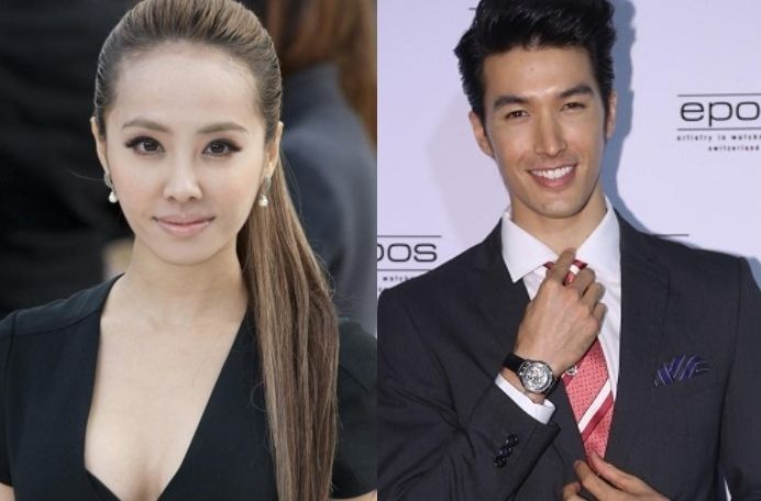 Jolin Tsai and Vivian Dawson Deny Living Together